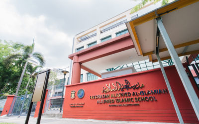 Madrasah Aljunied the first local madrasah to offer IB Programme