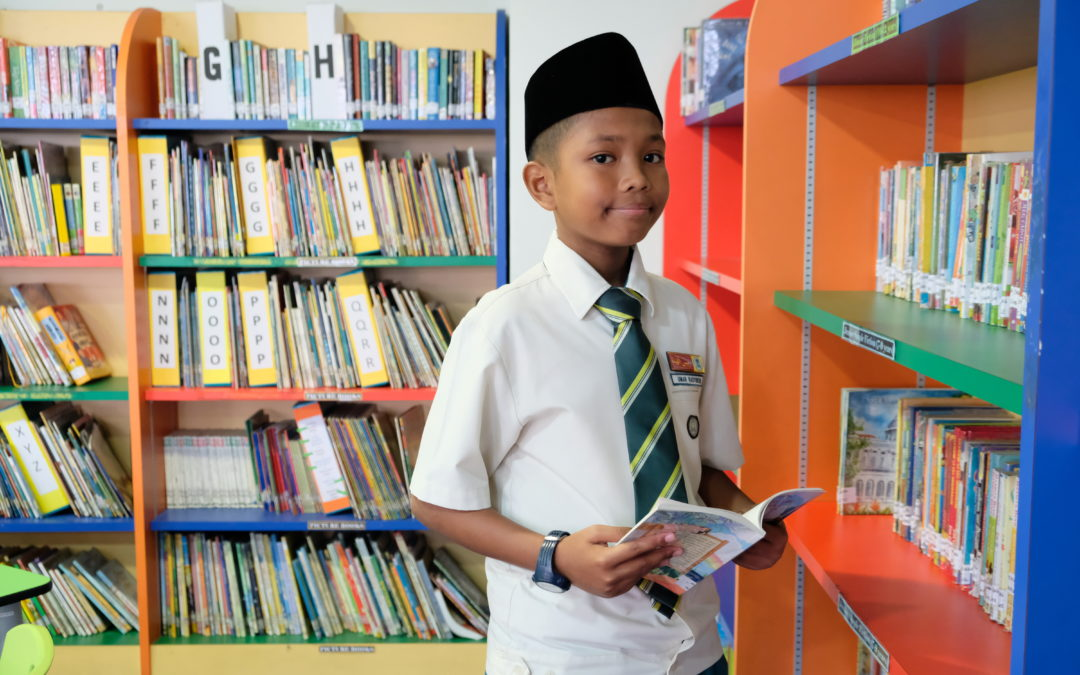 Madrasah help nurture our Future Asatizah
