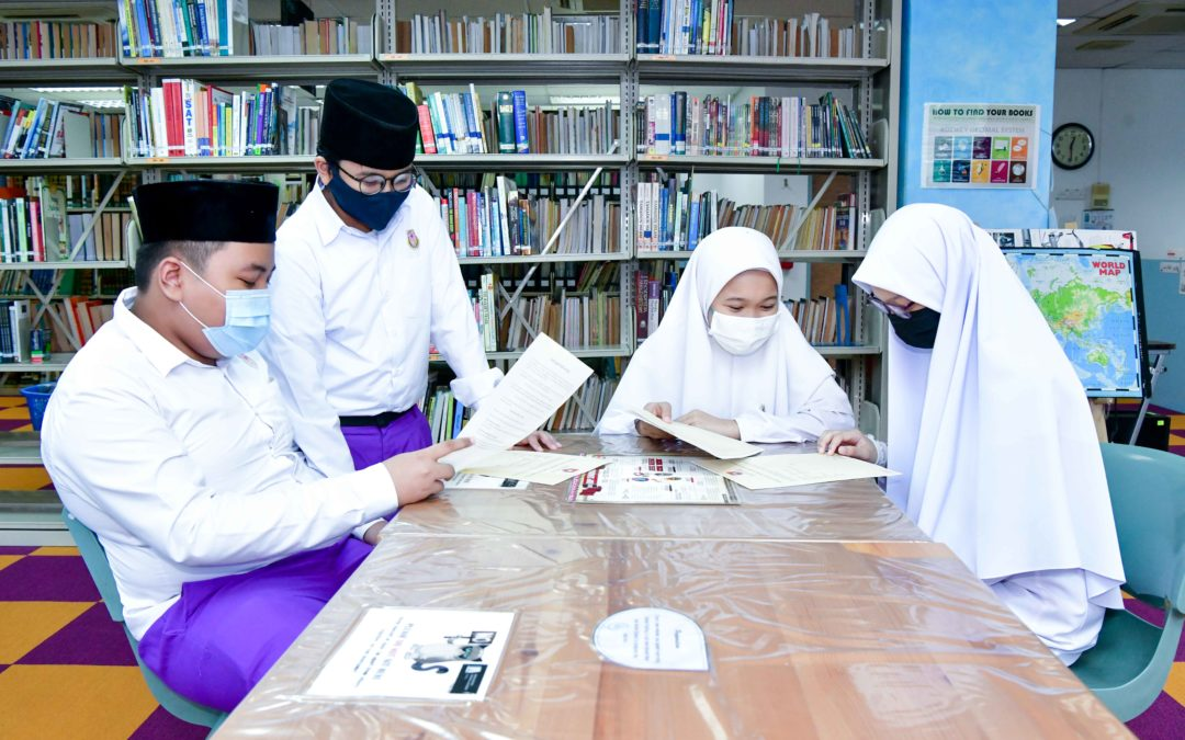 98.5% of Madrasah Students Moving on to Secondary School