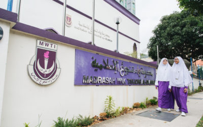 Support for Madrasah Wak Tanjong to Strengthen Education Systems