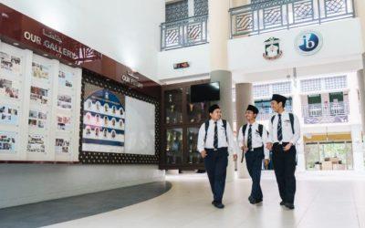 Masagos puji kohort pertama pelajar IBDP Madrasah Aljunied atas keputusan cemerlang