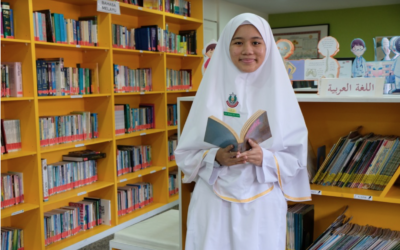 Your Zakat spurs Madrasah Student to Achieve her best